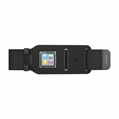 XtremeMac IPX-SWP-13 Sportwrap for iPod Nano 6G - Black