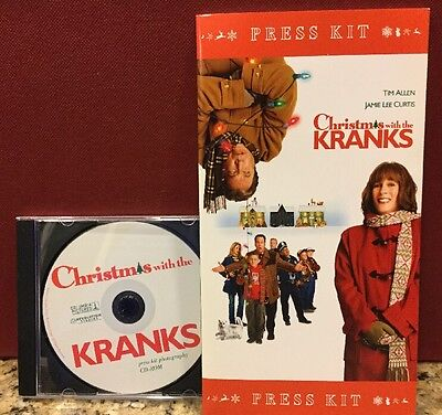 Christmas With The Kranks Movie Press Kit