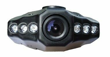 UDI F198 Car Dash DVR With Night Vision, Microphone Built In