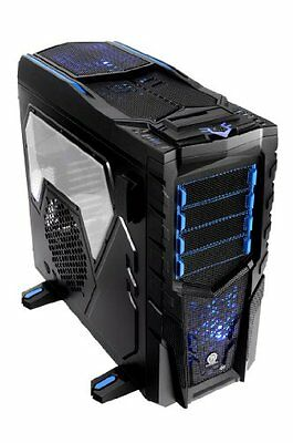 Thermaltake Chaser MK-1 VN300M1W2N No PS Full Tower Case (Black)