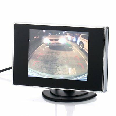 3.5 Inch Small TFT LCD Adjustable Monitor For Security CCTV Camera and car