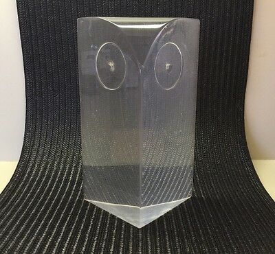 """""""Wilardy"""" Lucite Owl Sculpture // Vintage~Circa 1950'S // By Will Hardy"""
