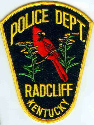Radcliff Police Patch Kentucky KY NEW