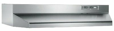 Broan 403604 Under Cabinet Hood, 160 CFM, 36-Inch, Stainless Steel