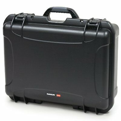 Nanuk 940 Hard Case with Cubed Foam (Black)