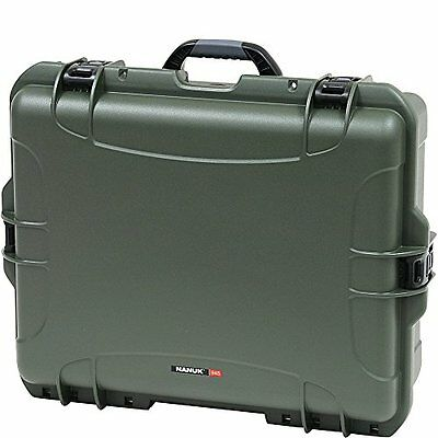 Nanuk 945 Hard Case with Cubed Foam (Olive)