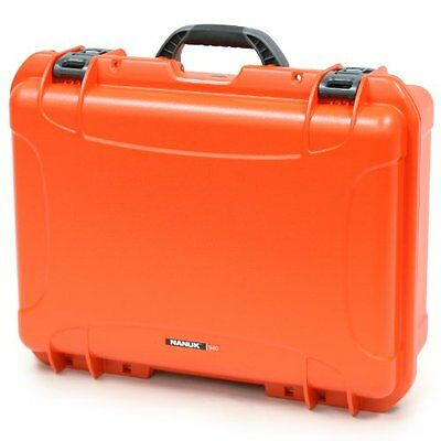 Nanuk 940 Hard Case with Cubed Foam (Orange)