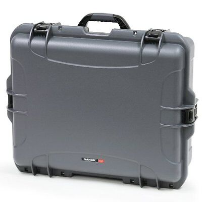 Nanuk 945Hard Case with Cubed Foam (Graphite)