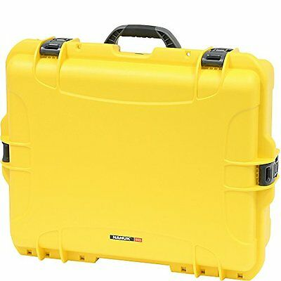 Nanuk 945 Hard Case with Padded Divider (Yellow)