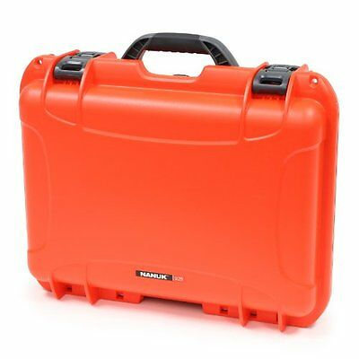 Nanuk 925 Hard Case with Padded Divider (Orange)