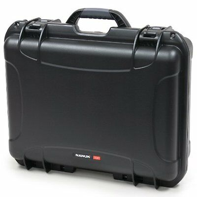 Nanuk 930 Hard Case with Cubed Foam -Black