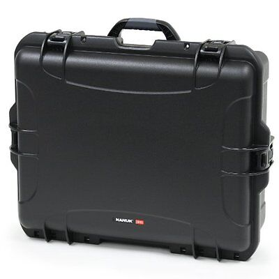 Nanuk 945 Hard Case with Cubed Foam -Black