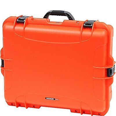 Nanuk 945 Hard Case with Cubed Foam (Orange)