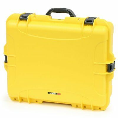 Nanuk 945 Hard Case with Cubed Foam (Yellow)