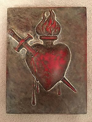 SIGNED Sid Dickens 2015 Limited Edition Memory Tile - Promise