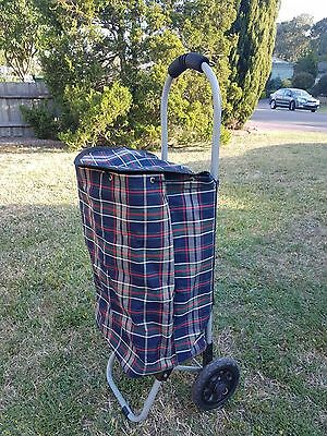 Shopping Trolley Collapsible - never used