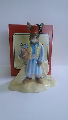 Royal Doulton Bunnykins,DB314,Egyptian Bunnykins. Mint Condition.