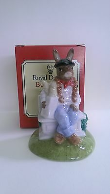 Royal Doulton Bunnykins, DB317, Parisian Bunnykins. Mint Condition.
