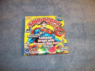 Superman Spin Drops  Flix Candy Lollipop Drops With Pictures You Eat  Mip