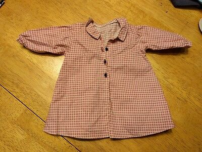 American Girl Retired Kirsten tagged Pleasant Co housecoat used condition