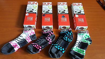 Compressport Low Cut Running Socks- Over 60% off! 2 for $20!