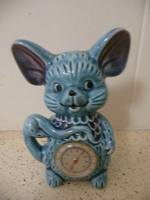 Vintage Thermometer - Mouse