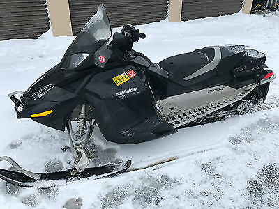 2009 SKI-DOO REV-XR 1200cc - Excellent Condition - Low Miles - Includes Extras