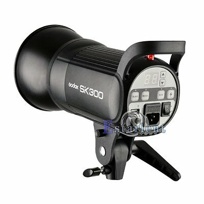Godox SK300 300W Photography Video Studio Strobe Flash Light Lighting 110V【US】
