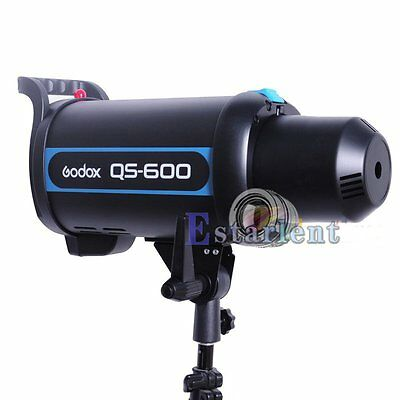 Godox QS-600 600W Photography Studio Strobe Flash Light Lighting Head 110V【US】