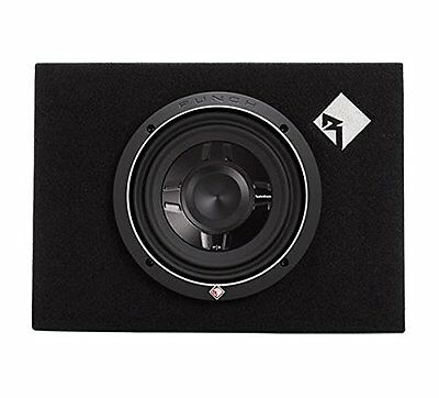 Rockford P3S1X8 P3 Shallow Punch Single 8-Inch Loaded Subwoo