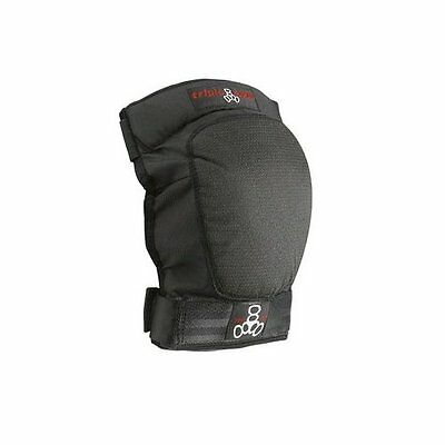 Triple 8 D-Tec Knee Pads (Black, Large)