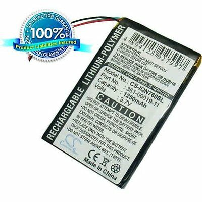 GPS Replacement Battery For GARMIN Nuvi Model 760 760T 765 7