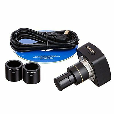 Amscope MU900 9MP USB2.0 Microscope Digital Camera Capturing