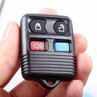 Remote Key Replacement Case Shell 4 Button Pad for Ford [Ele