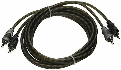 Rockford Fosgate Twisted Pair 6-Feet Signal Cable