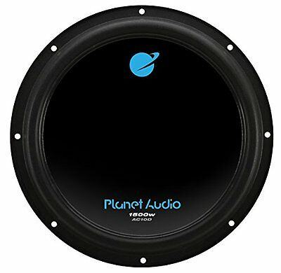 Planet Audio AC10D ANARCHY10 inch DUAL Voice Coil (4 Ohm) 15