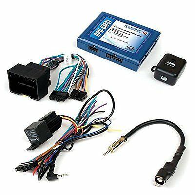 PAC RP5-GM41 Radio Replacement Interface with SWC and Naviga