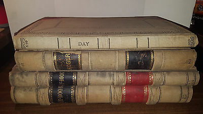 Antique Ledger`s 1913 H.A. Tefft Groceries,Confectionery & Cigars North East PA