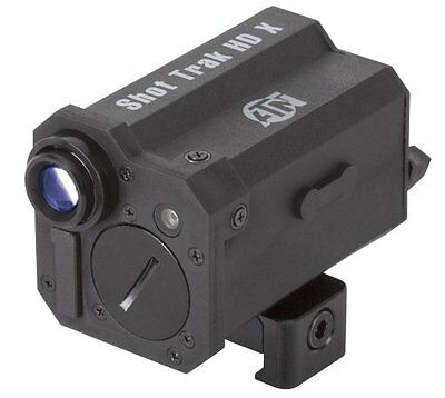 ATN Shot Trak-X HD Action Gun Camera with Laser