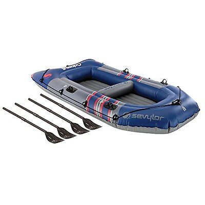 Coleman Colossus 4-Person Boat