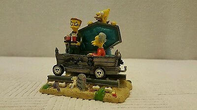 OH PRECIOUS BLOOD ~ The Simpsons ~ Halloween Train Of Terror ~ Limited Edition #