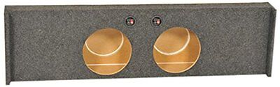 Q Power FORD12 2009DF Dual 12-Inch Custom Fit Speaker Box for Ford F150 Xca