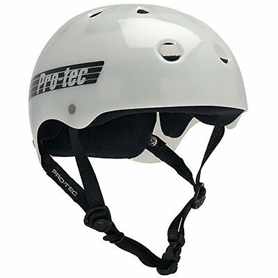 PROTEC Original Classic Skate Helmet, Glow in the Dark Green