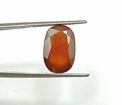 9.42 Ct Finest Quality Natural Garnet / Hessonite / Gomed Loose Gemstone
