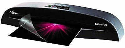 Fellowes Laminator Callisto 125, 12.5 Inch Laminating Machin