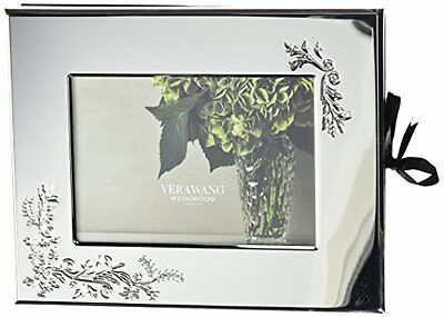 VERA LACE BOUQUET Photo Guest Book w/5x7 Frame by Vera Wang - 5x7