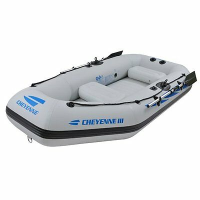 Jilong III-400 Cheyenne Inflatable Boat
