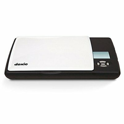 Doxie Flip - Cordless Flatbed Photo & Notebook Scannerw/ Re
