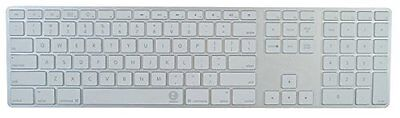 EZQuest Invisible Keyboard Cover for Apple Wired Keyboard with Numeric Keyp