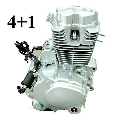 Zongshen 250cc Manual 4+1 Reverse Engine Motor ATV Quad Bike Dune Buggy Go Kart